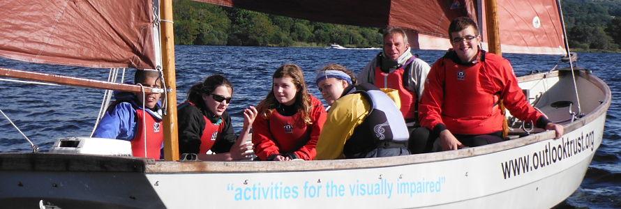 Blind-Children-Sailing-Activity