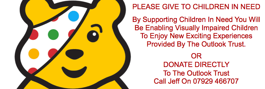 Support The Outlook Trust - Donate To Children In Need