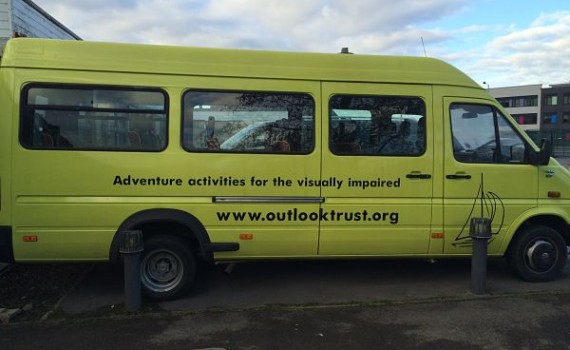 Outlook Trust Charity Mini Bus